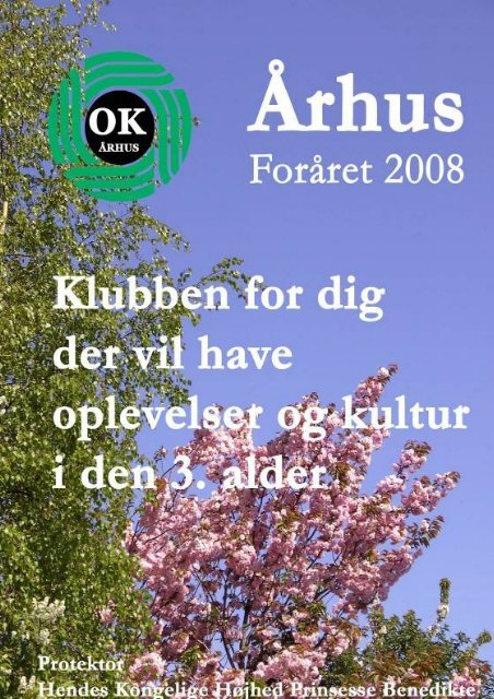 Forårsprogrammet - OK-Klubberne-Aarhus