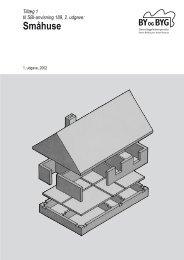 Småhuse - Statens Byggeforskningsinstitut