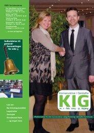 KIG nr. 1. 2013 - Den konservative Vælgerforening i Gentofte ...