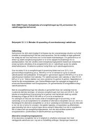 Delprojekt 12. 3. 2. Metoder til opsamling af ... - LandbrugsInfo
