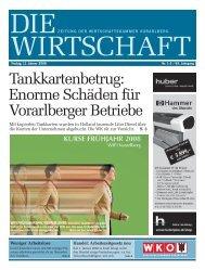 Tankkartenbetrug: EnormeSchädenfür VorarlbergerBetriebe