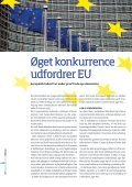 SIDE 9 · ØGET KONKURRENCE UDFORDRER EU ... - CO-industri - Page 4