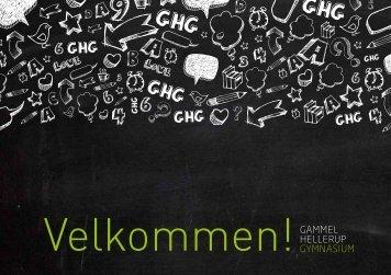 GHG Velkomst Folder.pdf - Gammel Hellerup Gymnasium