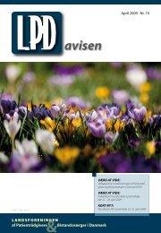 Nummer 74 (april 2009) - Landsforeningen af Patientrådgivere ...