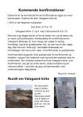 Oue Valsgaard sogne marts - juni 2013 - Oue og Valsgaard Kirke - Page 5