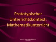 Powerpoint-Folien mit Abbildungen zum Referat - Dr. Karin Reber