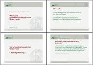 Bausteine sprachheilpädagogischen Unterrichts ... - Dr. Karin Reber