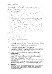 Referat fra bestyrelsesmøde 29/08 2011 - Det Falsterske Digelag