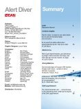 Alert Diver - DAN Europe - Page 2