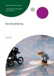 Barselsvejledning 2012 - Jordemoderforeningen