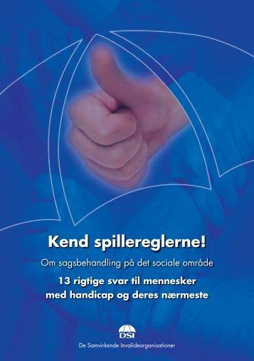 Kend spillereglerne - PDF - Angstforeningen