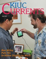 Ron Wiley Puts His InHome Display to Work - Kauai Island Utility ...