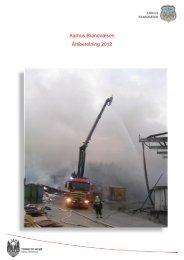 Læs Årsberetningen som PDF - Aarhus Brandvæsen