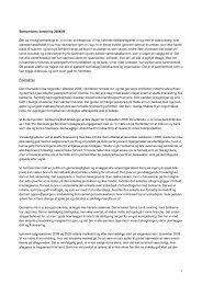 1 Bestyrelsens beretning 2008/09 Det var et begivenhedsrigt år, vi ...