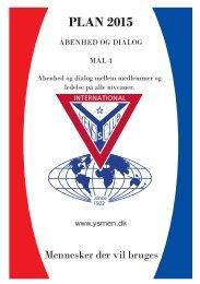 Folder Mål 4 - Y's Men Region Danmark