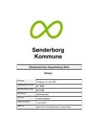 07. juni - Augustenborg Skole