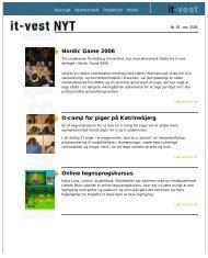 november 2006 - IT-Vest