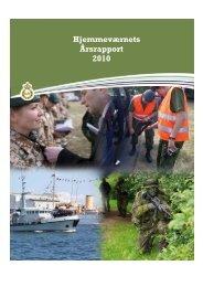 Hjemmeværnets Årsrapport 2010 - Forsvarsministeriet