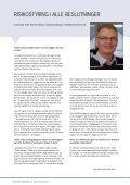 Nyt fra foreNiNgeN NyhEdsBREV fRa daNskE RisikORådgiVERE - Page 5