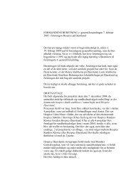 Beretning 2004 - Hospice Djursland