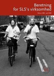 Årsberetning 2008-09 - Dansk Sygeplejeråd