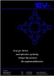 10.Vest folder 2011-2012