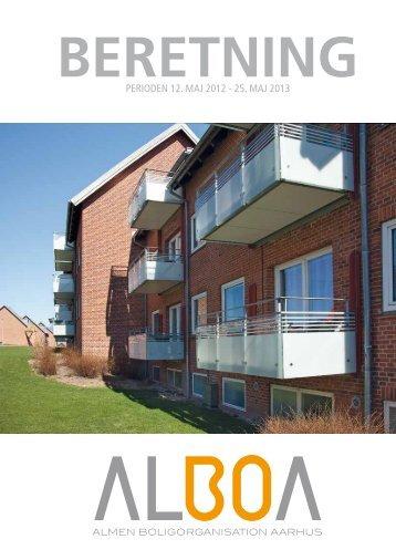 opsigelse, fraflytning og syn af boligen - Alboa