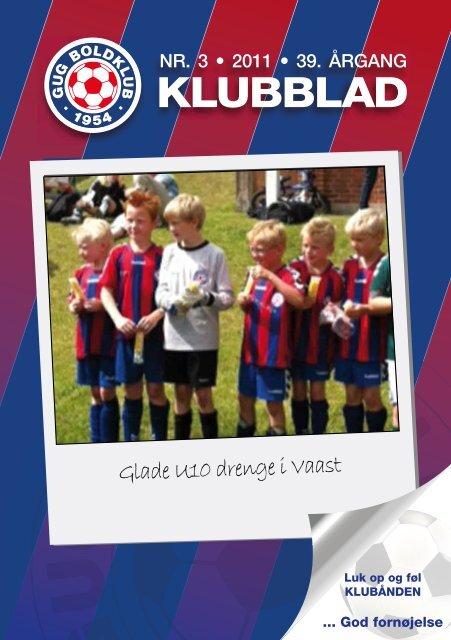 klubblad 3 / 2011 - Gug Boldklub
