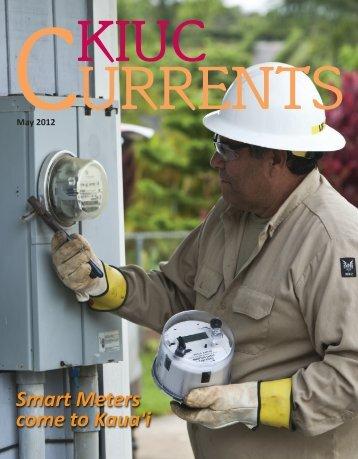 Smart Meters come to Kaua'i - Kauai Island Utility Cooperative