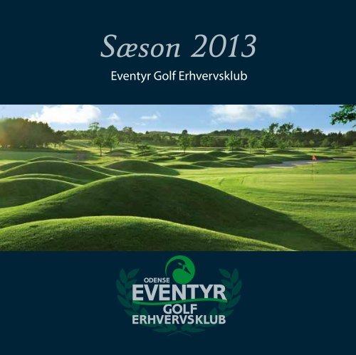 Sæson 2013 - Odense Eventyr Golf