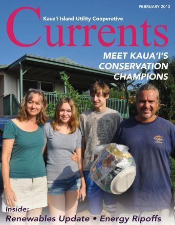 MEET KAUA'I'S CONSERVATION CHAMPIONS - Kauai Island Utility ...