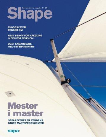 Shape – Sapa