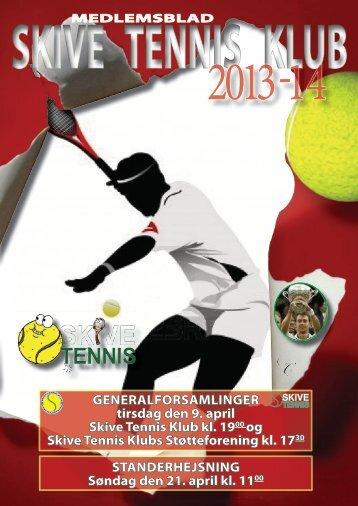 Klubblad sommer - Skive Tennisklub