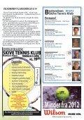 Klubblad sommer - Skive Tennisklub - Page 2