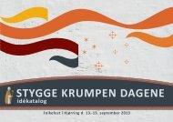 STYGGE KRUMPEN DAGENE - Hjørring ErhvervsCenter
