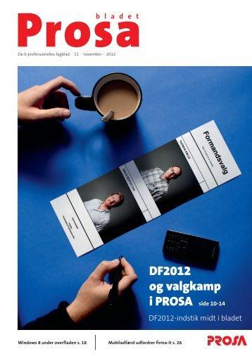 Prosablad november 2012.indd