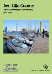 download den lille grønne 2005 - egmont højskolens elevforening