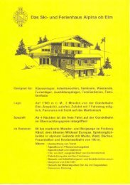 finden Sie den Seminarprospekt - CONTACT groups.ch