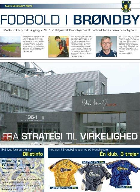 Fodbold i Brøndby - Brondby.com