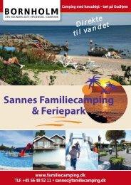 Sannes Familiecamping & Feriepark
