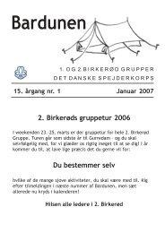 januar 2007.PMD - 1. Birkerød Gruppe