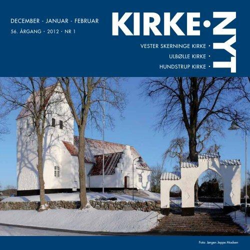 december - januar - februar - V. Skerninge Ulbølle Hundstup: Forside