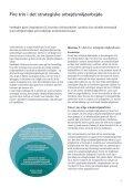 Den årlige arbejdsmiljødrøftelse som strategisk værktøj - Page 5