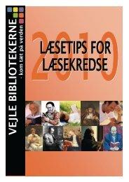Læsetips til læsekredsen 2010 - Vejle Bibliotekerne