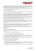 Vilkår for Netbank - Coop Bank - Page 2