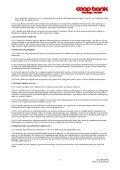 Vilkår for Netbank - Coop Bank - Page 3