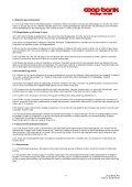 Vilkår for Netbank - Coop Bank - Page 4