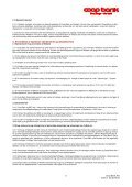 Vilkår for Netbank - Coop Bank - Page 5
