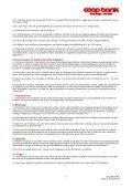 Vilkår for Netbank - Coop Bank - Page 7