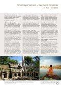 Cambodja & Vietnam - Stjernegaard Rejser - Page 5